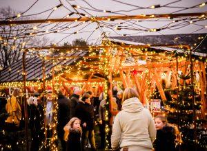 Ålbæk Julemarked i Aalbæk